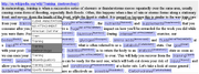 IITB corpus - annotation GUI