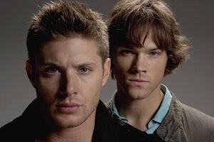Supernatural hermanos