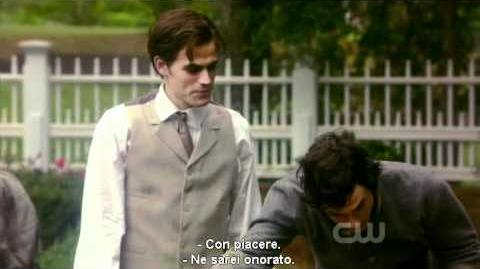 TVD 1x06-Lost Girls FLASHBACKS (Stefan, Katherine and Damon)