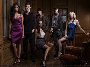 Photo- The Vampire Diaries