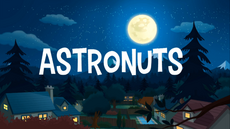 Astronuts title card