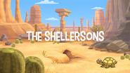 The Shellersons title card
