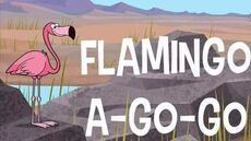 Flamingo A-Go-Go title card