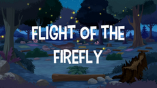 Flight Of The Firefly title card