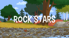 Rock Stars title card