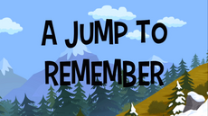 A Jump To Remember title card