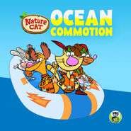 Nature Cat Ocean Commotion