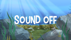 Sound Off title card