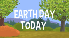 Earth Day Today title card