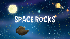 Space Rocks title card