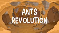 Ants Revolution title card