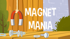Magnet Mania title card