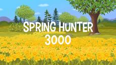Spring Hunter 3000 title card