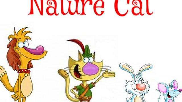 Nature Cat 1998 Theme Song