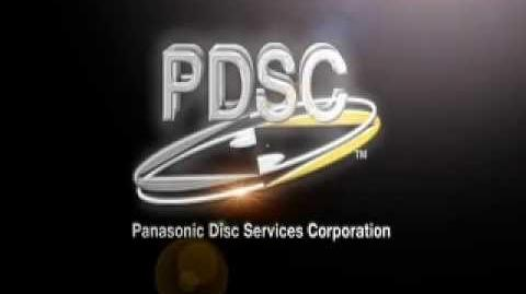 Panasonic Disc Services Corporation PDSC