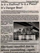 Danger Bear Newspaper