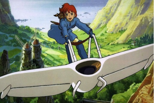 Nausicaa Of The Valley Of The Wind Wiki