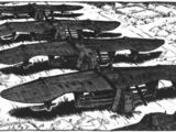Tolmekian airships