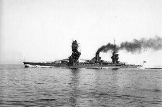 Fusō-class battleship