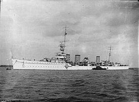 300px-HMS Emerald WWI IWM Q 045940