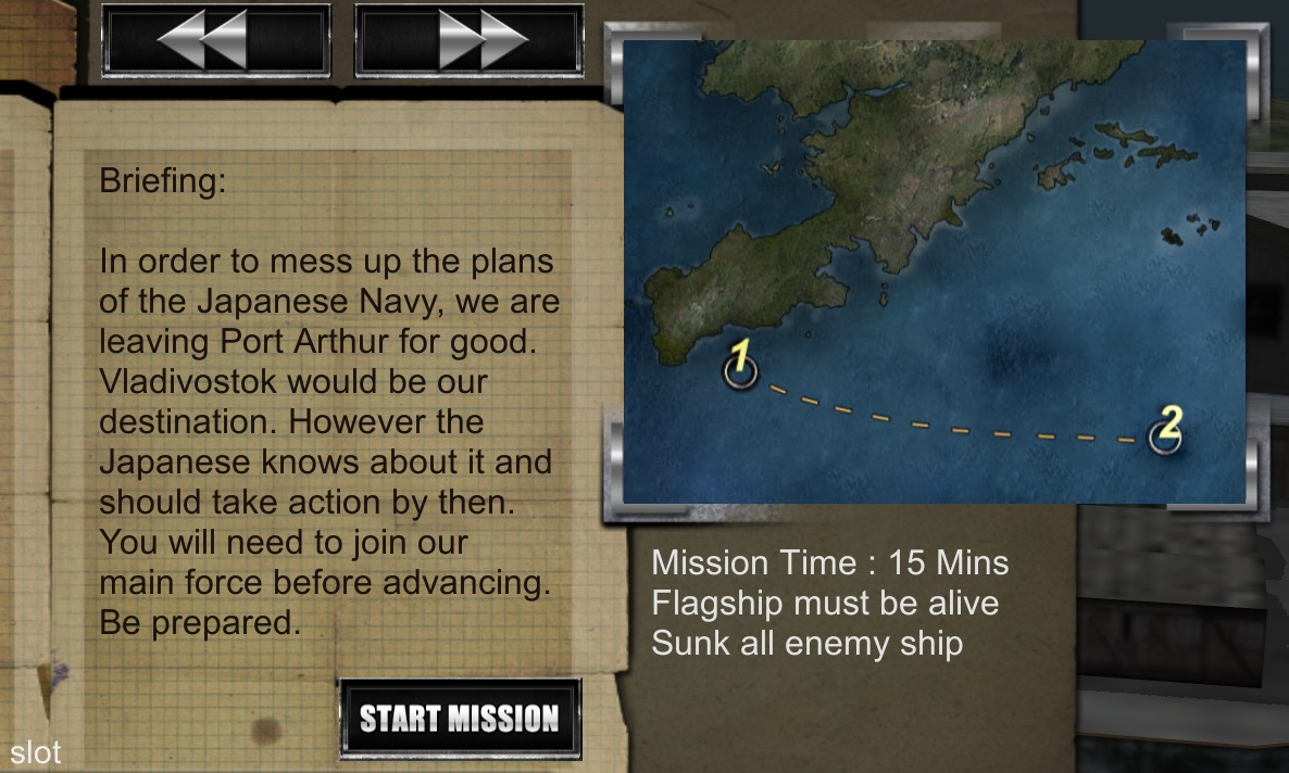 Russian mission 1
