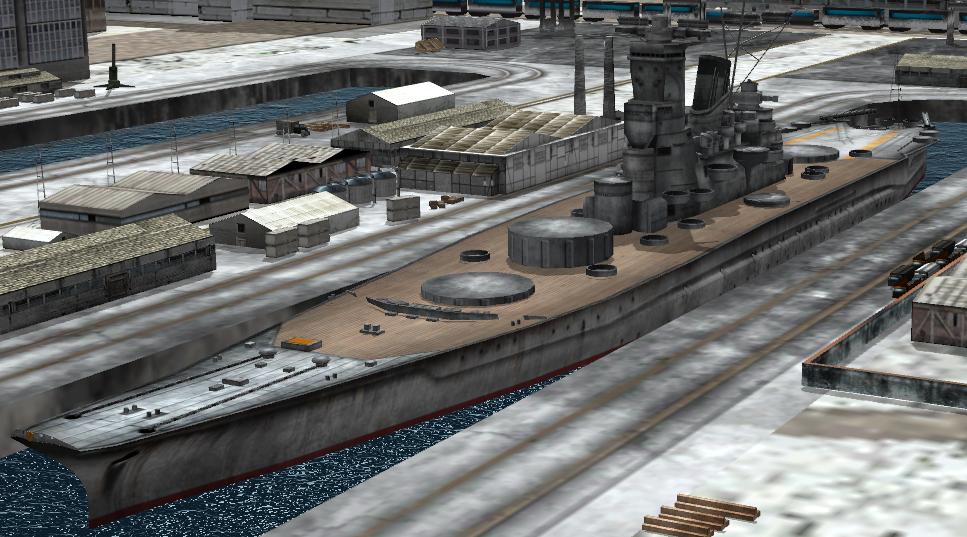 Yamato-class Battleship | Naval Front-Line Wiki | FANDOM