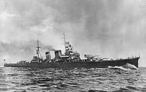 Japanese Cruiser Aboa