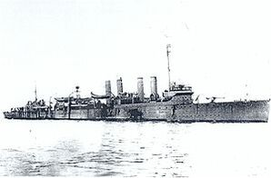 USS Clemson