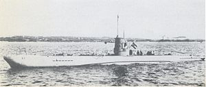 Type II Uboat