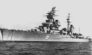 Heavy Cruiser Kirov