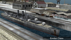Emden class 2016-01-24