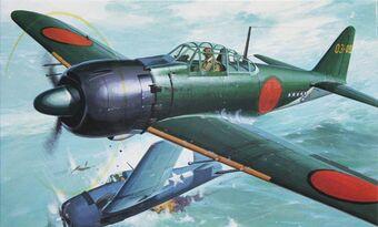 A6M Model 32