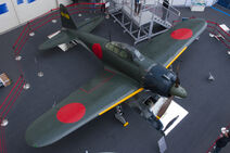 Mitsubishi A6M5 Type Zero Model 52 @所沢航空発祥記念館