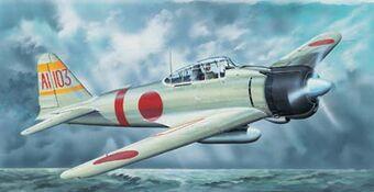 A6M Model 21