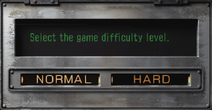 Difficulty Mode