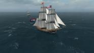 Navy Brig Side