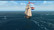 Yacht Rear