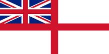 British Naval Flag