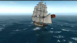 Essex Sailing Rear