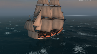 Ingermanland Sailing Front Side