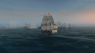 Ingermanland Sailing Front Battle