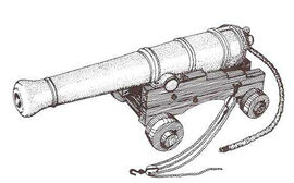 Long cannon