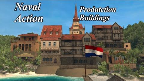 Naval Action Production Buildings Guide