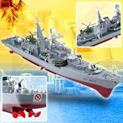 Missile Cruiser scale model