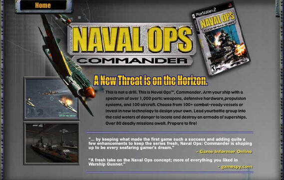 Naval ops commander Wiki | FANDOM powered by Wikia