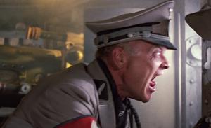 Leibstandarte-SS-Adolf-Hitler-Standartenführer screaming SCHNELL