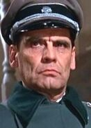 Victor Beaumont Where Eagles Dare (1968)Standardtenführer Weissner