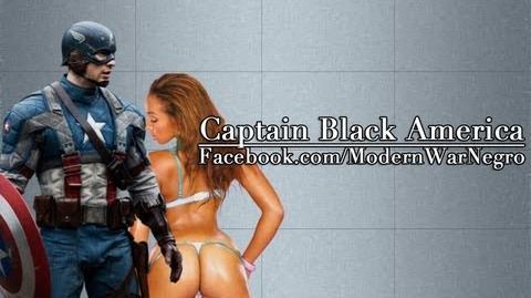 Captain Black America