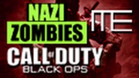 Call of Duty Black Ops ZOMBIES w MYOELECTRIC! - 1st play through - (LoX & AmandaOnTheRun)