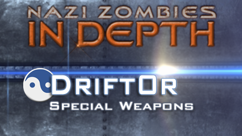 Call of Duty Black Ops Nazi Zombies In Depth Special Weapons by Drift0r (BO Gameplay Commentary)